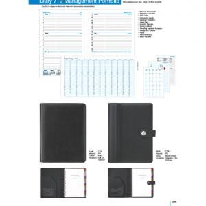 710 Diary Management Portfolio