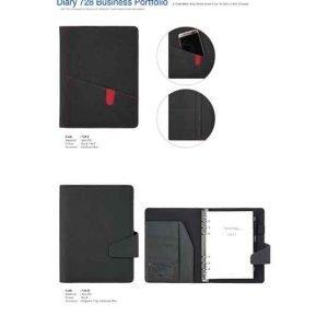 728C-D Diary Business Portfolio
