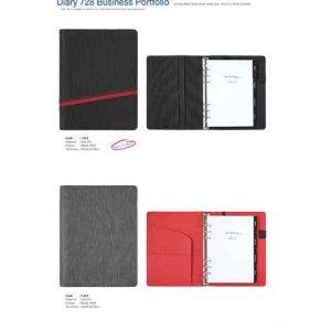 728E-F Diary Business Portfolio