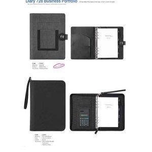 728G-Z Diary Business Portfolio