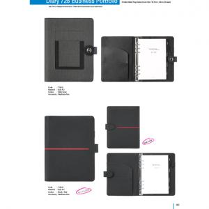 728G-H Diary Business Portfolio