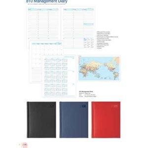 810 Management Diary