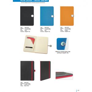 M10-13 Moto Series Note Book