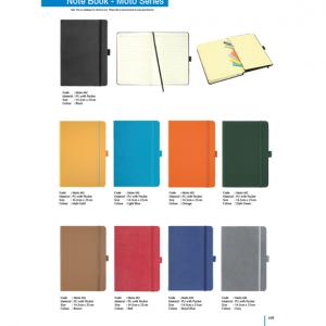 M2 Moto Series Note Book