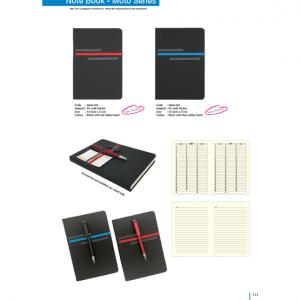 M4 Moto Series Note Book