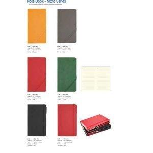 M3-6 Moto Series Note Book