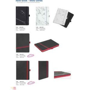 M11-13 Moto Series Note Book