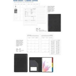 691-694 Classic Series Note Book
