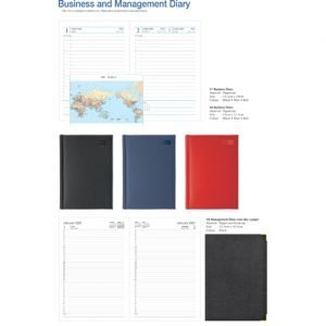 Business and Management Diary