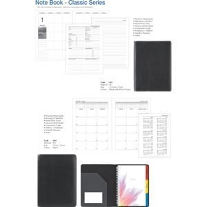 Classic Series Note Book