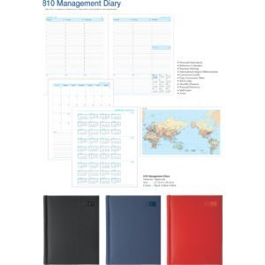 Diary 810 Management