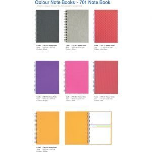 Colour Note Book